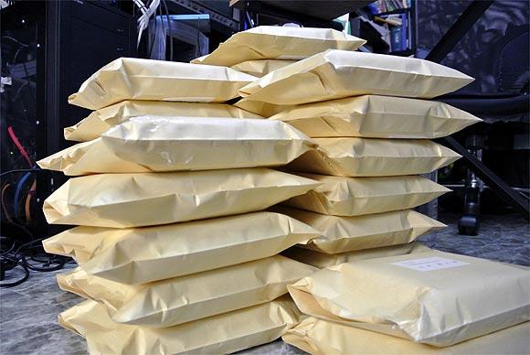 定形外郵便物1