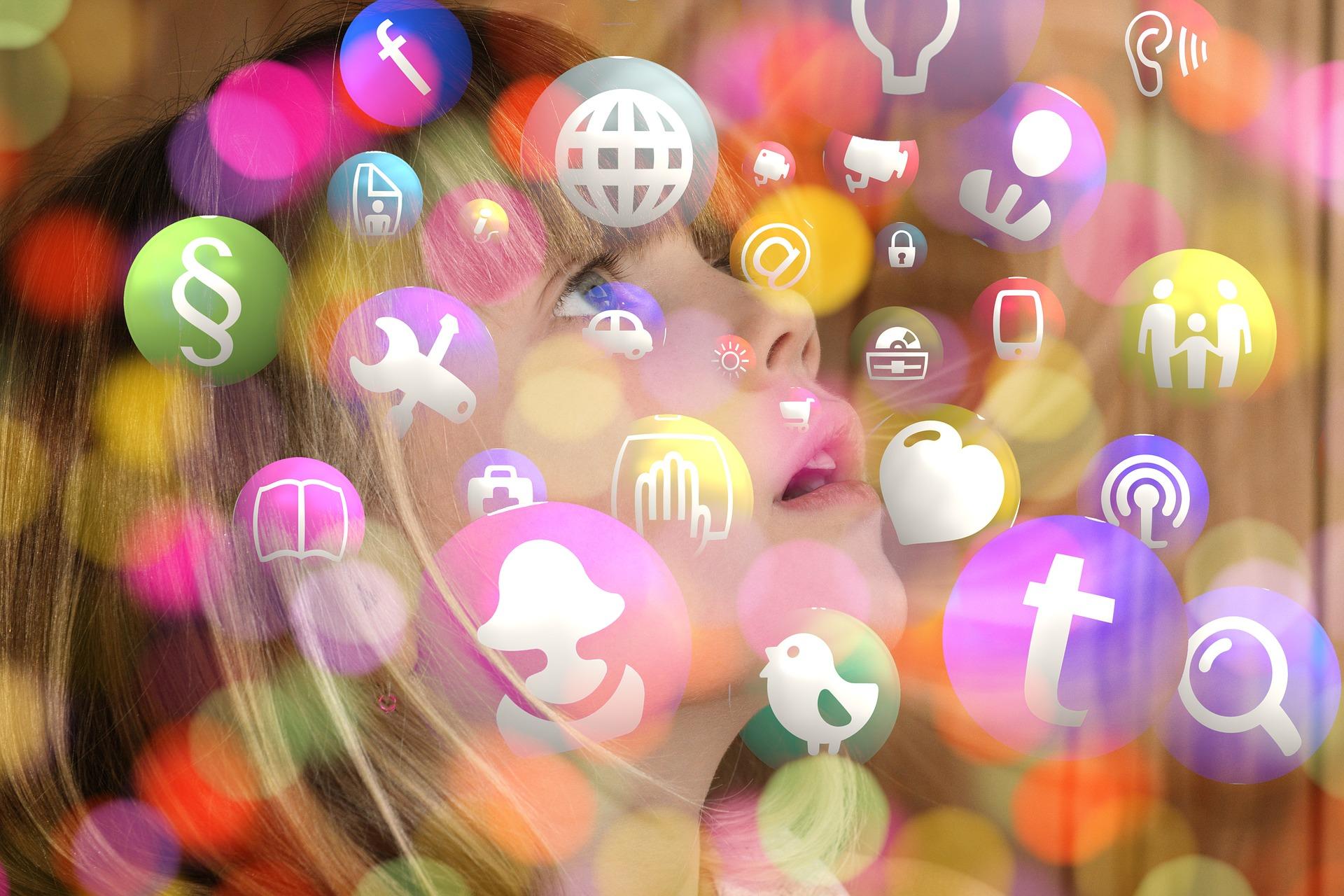 少女とアプリ
